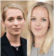 Amanda Ivansson & Paulina Pleijel
