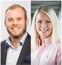 Andreas Stranne & Nathalie Hellström