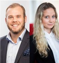 Andreas Stranne & Sophie Ekberg
