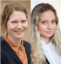 Christina Aronson & Sophie Ekberg