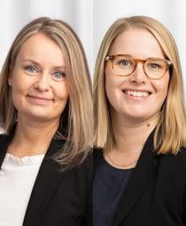 Karolina Palin & Lisa Kristensson