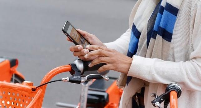 Ekonomihantering i mobilen