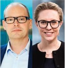 Johan Perulf & Sara Lörenskog