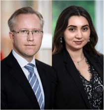 Pär Magnus Wiséen & Sevil Aliyeva