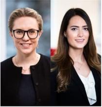 Sara Lörenskog & Elif Agic
