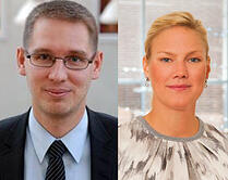 Tom Ekberg & Anna Gustring Boman