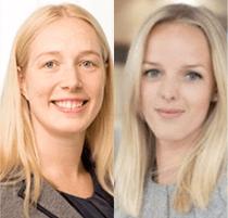 Paulina Pleijel och Hillevi Söderberg