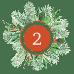 Adventskalendern 2018: vilka momsavdrag gäller för julgåvor och julbord?