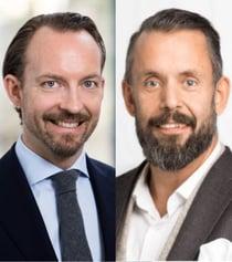 Fredrik Nilsson och Marcus Hammarstrand