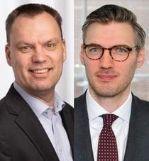 Fredrik Ohlsson och Mattias Edlund
