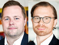 Henrik Ivarsson och Fredrik Lund