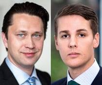 Magnus Westman och Tomas Vikström