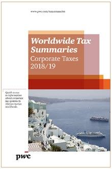 Ta del av aktuella skattesatser i alla delar av världen