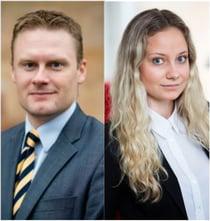Jan Schütz & Sophie Ekberg