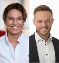 Johannes Jansson & Lillon Lindberg