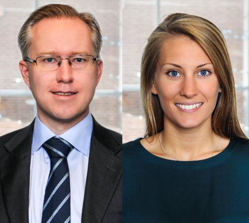 Pär Magnus Wiséen och Emiliha Ferrão