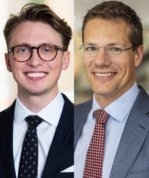Carl Svalstedt och Thomas Almendal