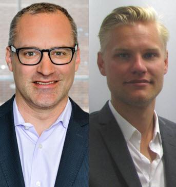 Daniel Glückman och Oscar Söderlund