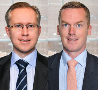 Pär Magnus Wiséen och Andreas Carlsson